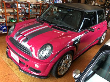 bmw mini r53 giomic